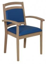 Astor Low Back Armchair