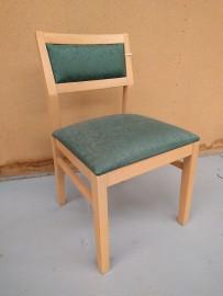 Tilsbury Chair in Natural Varnish