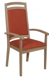 Astor High Back Armchair